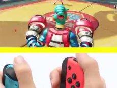 『ARMS』介绍影像