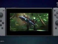 《怪物猎人XX》NS版宣传片