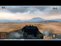 (止战之伤:解说)最后一炮:99A赤战沙漠论英雄