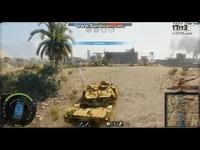 (止战之伤:解说)装甲战争:M1-冲锋在前冷枪在后