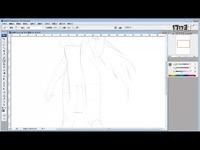 灵山奇缘白骨女绘画视频