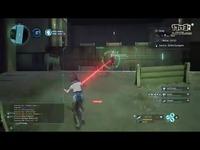 TGS 2017-《刀剑神域:夺命凶弹》PS4演示(2)