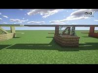 【我的世界】我的模组EP120:用飞行器模组开飞机