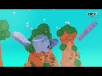 """《宝藏世界》超燃CG""""进化的世界""""今日首发"""