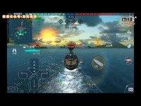 《舰炮与鱼雷》二战公平海战手游解说