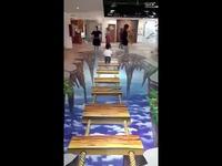 哥凡尼的这款3D冰晶画地台真是绝了,太逼真了!