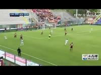 1718赛季意甲联赛第6轮集锦克罗托内VS贝内文托