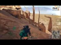 绝地求生沙漠地图隐藏地穴 有两个bug你发现了吗