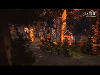 国外大神用虚幻4引擎自制杜隆塔尔全景 -