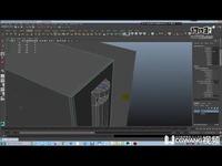 10.3D空调模型制作丨MAYA教学丨王氏教育集团
