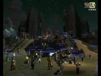 魔兽上古稀有视频-安其拉全球第一门开启录像
