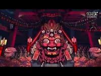 韩服《剑灵》鬼面剧团宣传视频