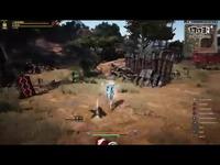 Black Desert OL Xbox One X Gameplay GDC 2018