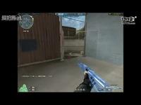 蓝水晶AK多晒晒太阳,怀旧经典枪械!