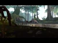 魔兽世界8.0 新地图:纳兹米尔 实拍
