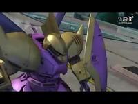 《敢达争锋对决》机体介绍视频——格鲁古古M