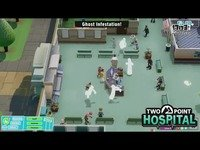 Two Point Hospital Gameplay Trailer