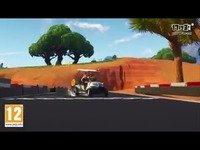 -Fortnite -堡垒之夜更新5.0宣传动画