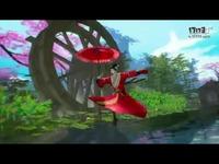 自在飞花轻似梦,《那一剑江湖》武器伞展示视频