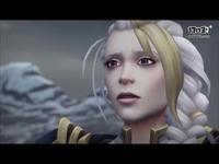 争霸艾泽拉斯 联盟最终动画