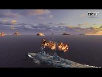 《战舰世界闪击战》德国战列舰展示