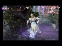 美艳动人 《笑傲江湖OL》玩家自制虞姬之舞