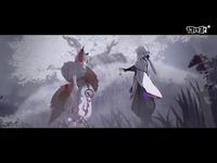 【阴阳师】最初的守护,白藏主CG展卷!