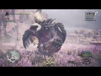 怪物猎人世界:重弩solo灭尽龙 2分17秒