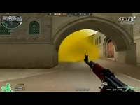 CF陈子豪:AK47枪枪爆头带你浪却被无情的队友
