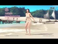《死或生:沙滩排球3 绯红》海蓮娜、心