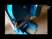 全自动扁钢槽钢剪切设备 圆钢冲剪机 角铁剪切
