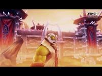 《魔兽世界》9.0资料片宣传动画《秩序
