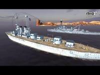 《战舰世界闪击战》推出法国战舰