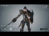 NEXON手游新作MMORPG 《V4》游戏视频
