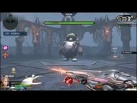 逆战僵尸猎场:最强的神器魔鲲套灭BOSS爱丽丝!