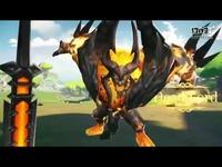 MMORPG手游《FOS》宣传视频